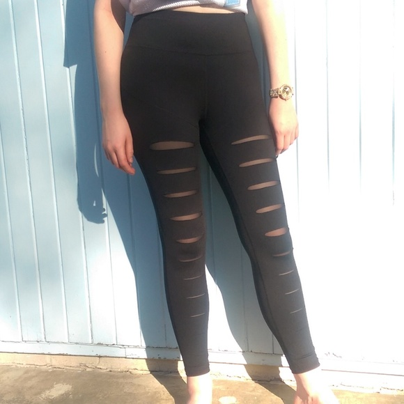 f908037f88d8b Betsey Johnson Pants | Womens Betsy Johnson Mesh Leggings | Poshmark